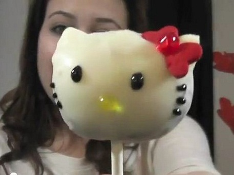 Cake Pops Video by Hello Ashley Ann