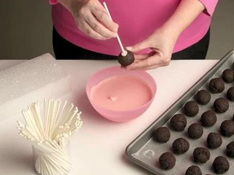 cake pops, Bakerella teaches how to make