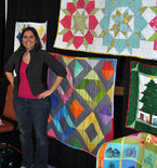 Handmade Conversations: Lindsay Conner, Quilter and Crafter