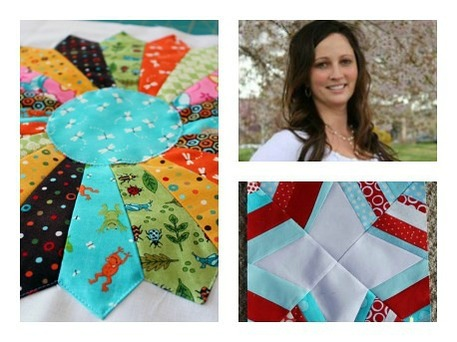 quilt expert Natalia Bonner and her quilts