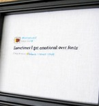 Needless Needlework — Kanye West's Embroidered Tweets