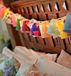 Making Lights — Mini Fabric Lanterns