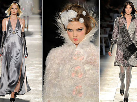 couture vintage-inspired fashion