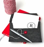 DIY Felt Craft Envelope