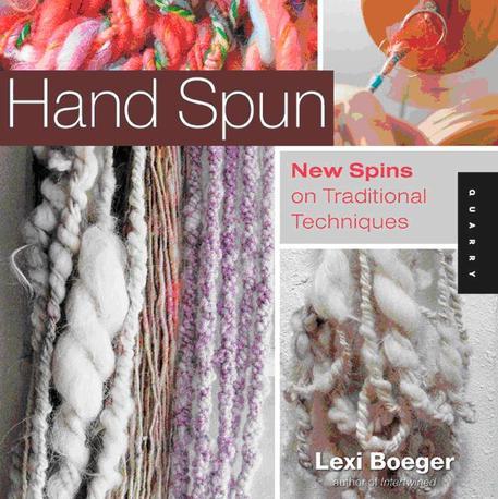 Hand Spun book cover
