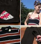Swimsuit Pattern — Upcycled Clothing to DIY Swimsuit Video Tutorial