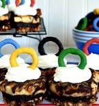 Olympic Rings Brownie Recipe