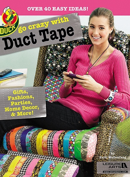 duct tape crafts book