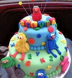 Frosting Tips — Fun Kids' Cake Ideas