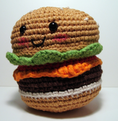 How to Crochet Amigurumi Food: 10 Free Patterns