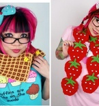 How To Crochet Food Accessories (VIDEO)
