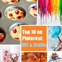 top pinterest diy and crafts for pinteresting projects
