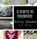 8 Crafts to Celebrate 'Fifty Shades of Grey'