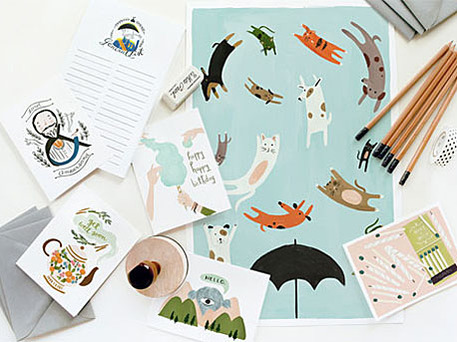 paper and stationary from Paper Crave