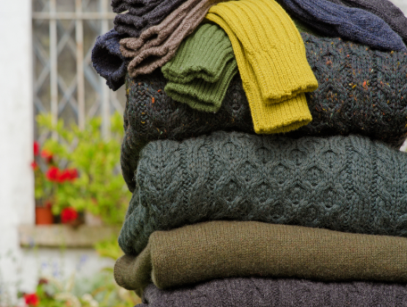 10 Free Sweater Knitting Patterns