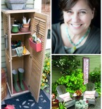 A DIY Garden Project from Orphaned Materials