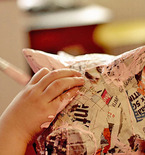 How to Papier Mache with Kids