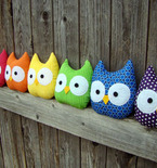 10 Owl Crafts to Love