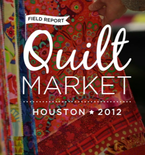 Video from Houston Quilt Market 2012