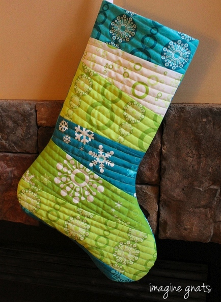 8 Homemade Stockings For Christmas Craftfoxes