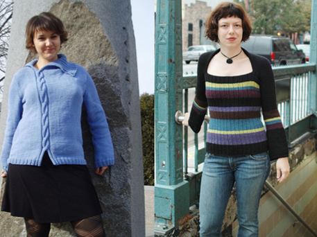 Free Sweater Knitting Patterns for women