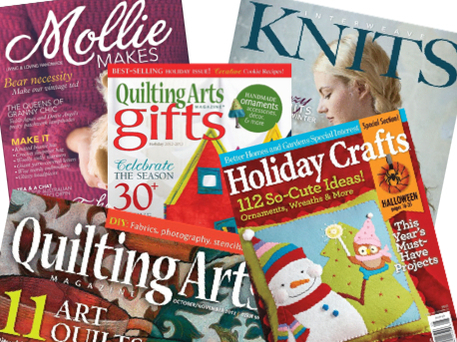 Comment to Win: Digital Craft Magazines from Zinio - Craftfoxes