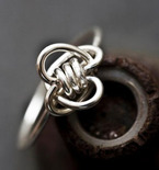 Weekend Project: Wire Knot Ring