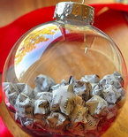 Quick Gift: Paper Star Christmas Ornaments