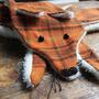 Sew a Fox Scarf