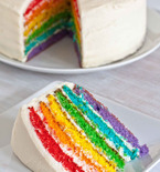 8 Rainbow Cakes To Brighten Your Celebration