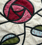 Weekend Project — Stained Glass Quilt Block