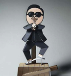 5 Crafty Ways to Party Gangnam Style