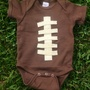 football diy onesie