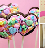 6 Valentine Crafts for Kids
