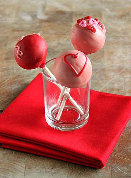 valentine's day cake pop recipe