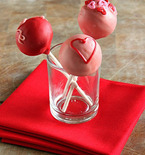 8 Valentine's Day Cake Pop Recipes