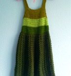 7 Free Knit or Crochet Dress Patterns