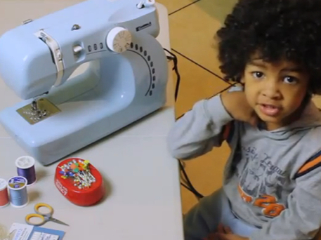 Easy Sewing Projects for Kids