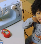 Video: Teaching Kids to Sew