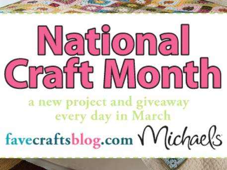 National Craft Month 2013