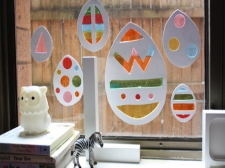 Crafting with Kids — Easter Crafts