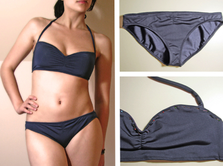 Bikini sewing patterns