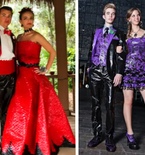 Duct Tape Prom Contest and Bracelet How-To