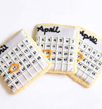 Tax Day Cookies