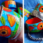 Crafts for Teens: Mixed Media Bracelet