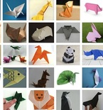 30 Origami Animals to Fold from Paper