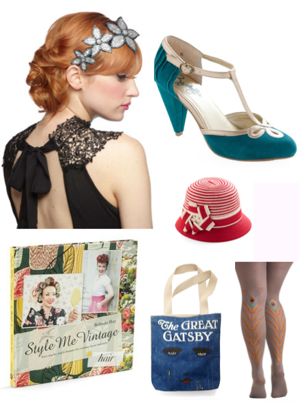 1920s Vintage Clothing Inspiration