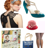 Gatsby Clothing: 1920's Vintage Inspiration