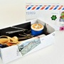 DIY travel sewing kit