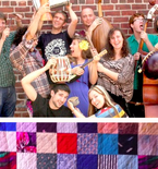 Community Quilt + Album Fundraiser